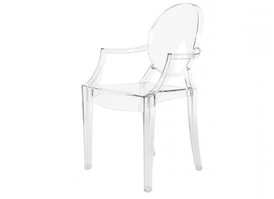 Ghost Chair (Transparent)