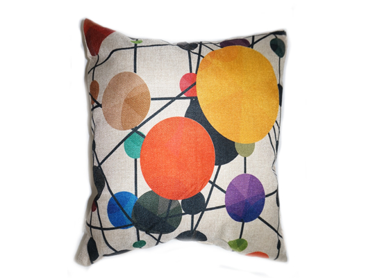 Abstract Pillow (PLL 54)