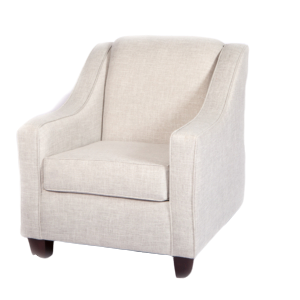 Dymo Armchair (Tiffany Grey)