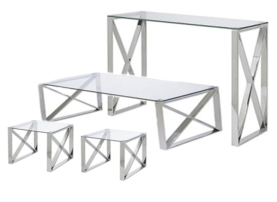 lex coffee table set