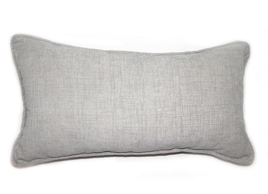 Light Grey Kidney Pillow (PLL 58)