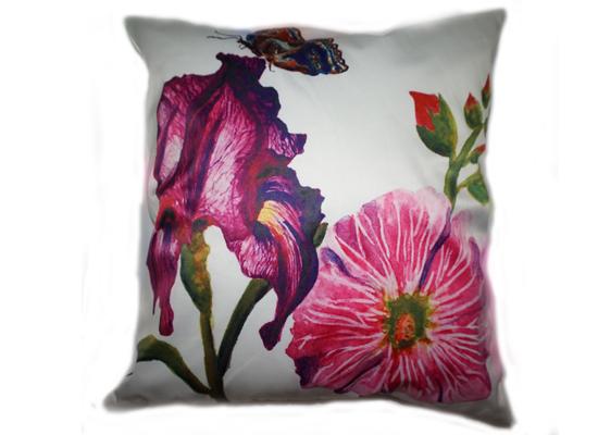 Spring Flower Pillow (Pll 28)