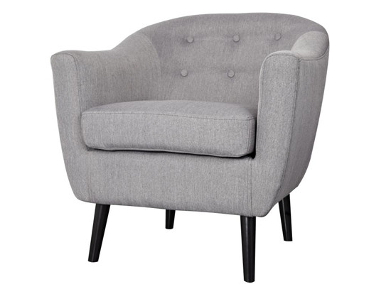 Ryder accent chair (grey)