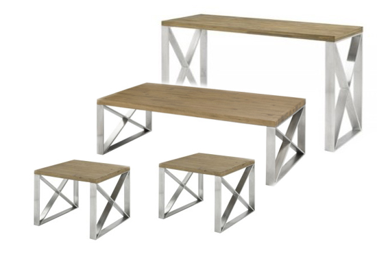 york coffee table set