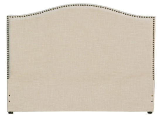 cibo headboard (double beige)