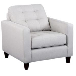 Dixon Armchair (Light Grey)