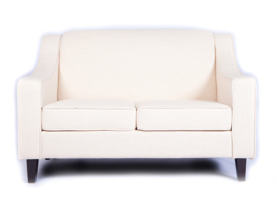may love seat (beige)
