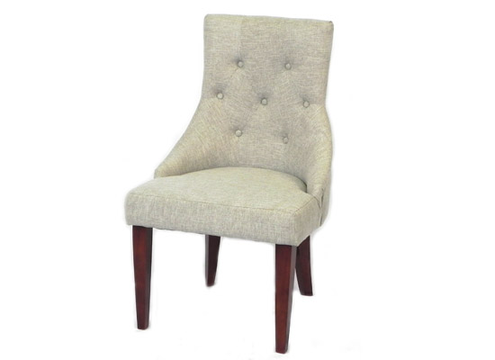 haze dining chair (beige)