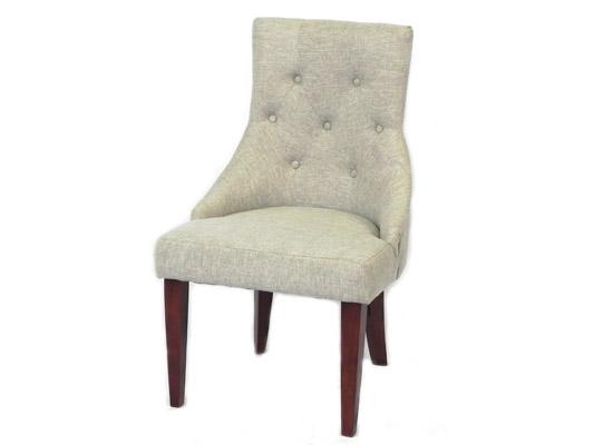 haze dining chair (beige)