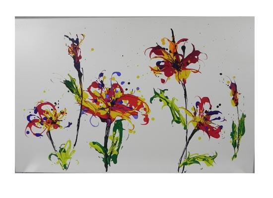 wild flowers (print 132)