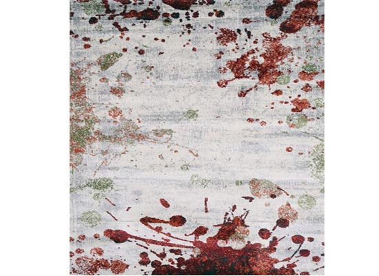 splash rug 5 x 8 (R 91)