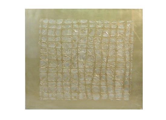 gold square (print 124)