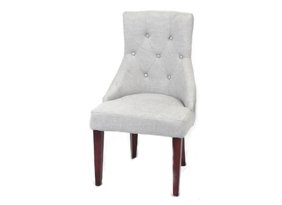 Haze dining chair (grey)