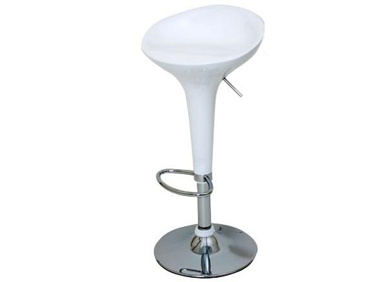 Ace Bar Stool (white) (BR 11)