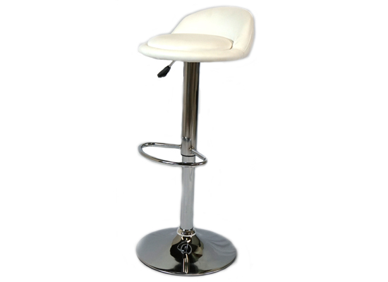 Nola Bar Stool (white) (BR 26)