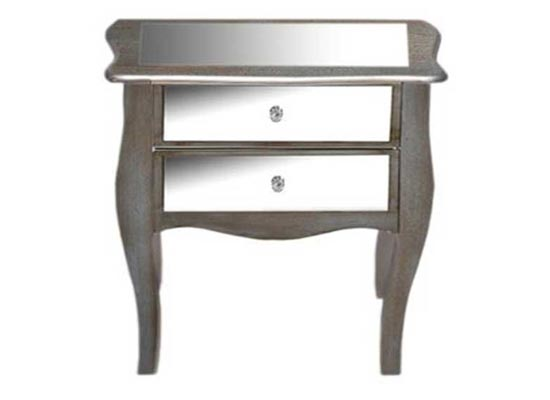 Zoe Mirror Night table