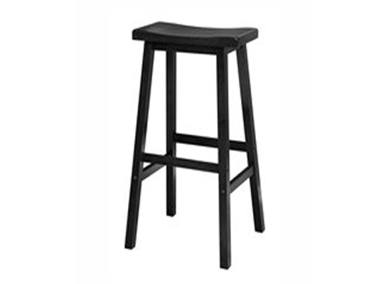 wooden bar stool (BR 27)