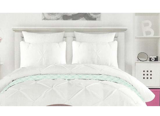 zoe bedding set (queen)
