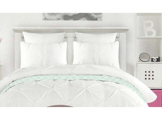 zoe bedding set (queen)