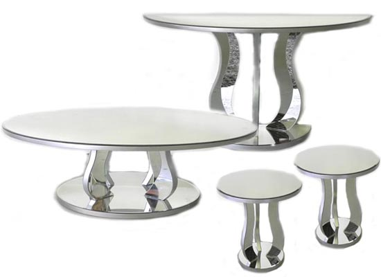 jada coffee table set