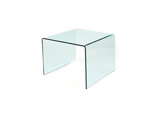 waterfall end table (Medium) 19″