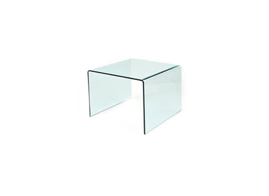 waterfall end table (small) 16″