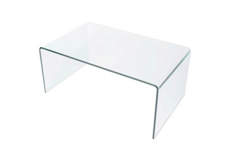 waterfall coffee table (small) 39″