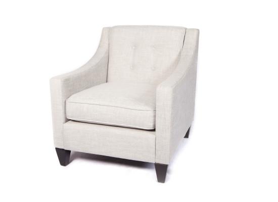 remi armchair (tiffany grey)