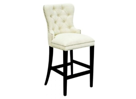 Shaw counter stool (beige) (br 28)