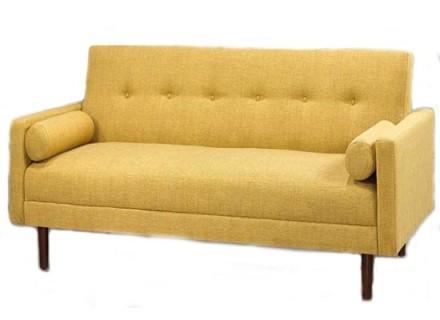 clip sofa (yellow)