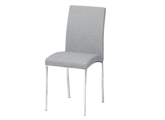 Denvor Dining Chair Grey