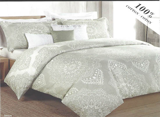 spring bedding set (queen)