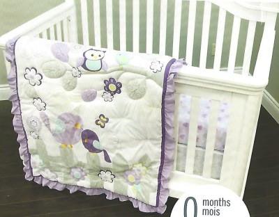 Owl bedding set (crib)