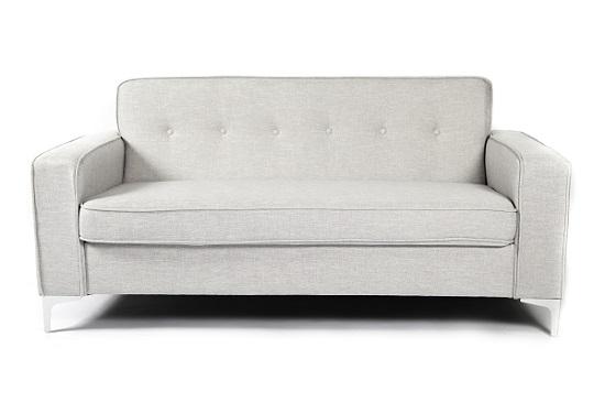 drake love seat (grey) S