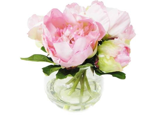 pink rose (flo 84)