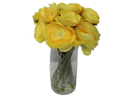 yellow Peony (flo 88)