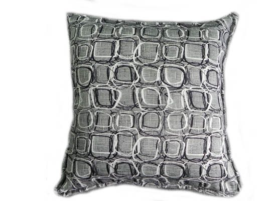 black and white pillow (pll 80)
