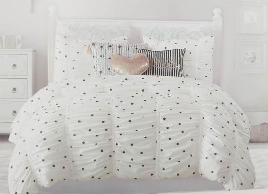 love bedding set (twin)