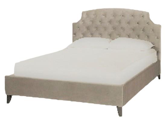 crystal full bed (queen linen)