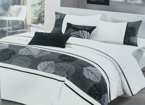 Leaf Bedding Set (Queen)