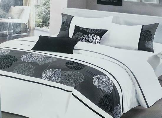 Leaf Bedding Set (Queen)