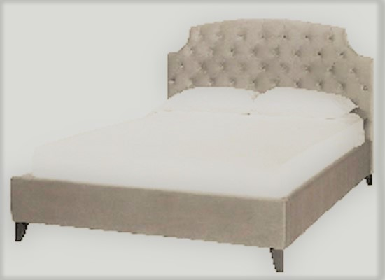 crystal full bed (queen linen)