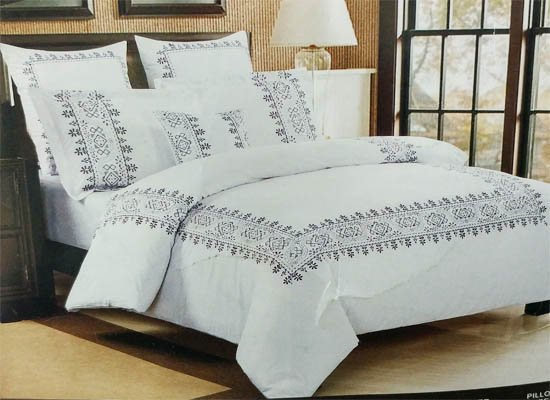 indi bedding set (queen)