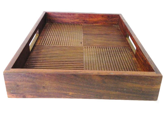 wooden tray (tr 6)