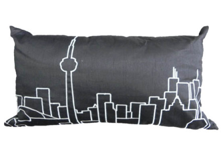 city line kidney pillow (pll 105)