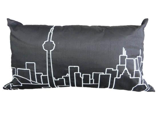 city line kidney pillow (pll 105)