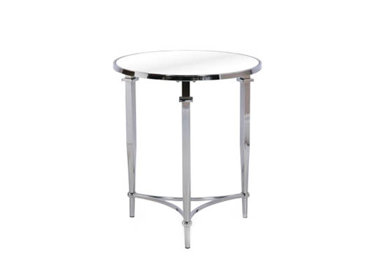 BELLA END TABLE (ROUND)