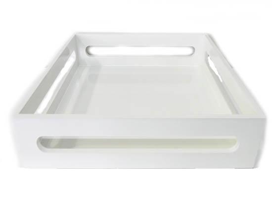 white tray (tr 17)