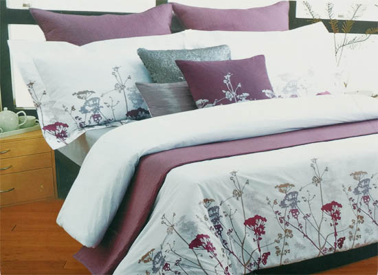 spring bedding set (king)