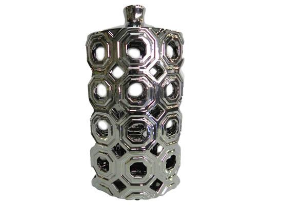 silver vase (vss 28)